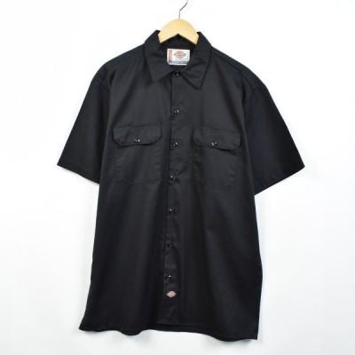 ディッキーズ Dickies 半袖 ワークシャツ メンズXL /eaa030110