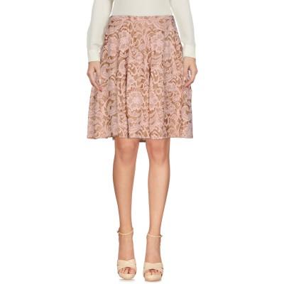 リビアナ コンティ LIVIANA CONTI ひざ丈スカート ローズピンク 42 コットン 80% / ナイロン 20% ひざ丈スカート