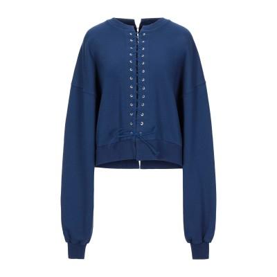BEN TAVERNITI™ UNRAVEL PROJECT スウェットシャツ ブルー XS コットン 100% / ポリウレタン / レーヨン /