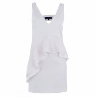 ケンダルアンドカイリー Kendall and Kylie レディース ワンピース ワンピース・ドレス Dress Bright White