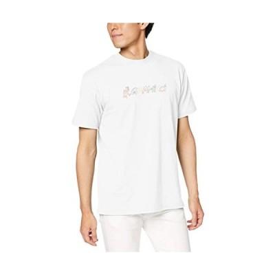 グラミチ Tシャツ RAINBOW LOGO TEE WHITE 日本 F (FREE サイズ)