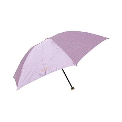 PAUL&JOE(ポール&ジョー) ポールアンドジョー 折りたたみ傘 軽量 折り畳み 21-113-10595 ライトパープル