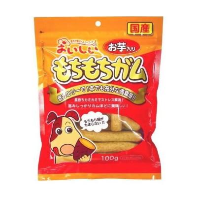 九州ペット おいしい もちもちガム お芋入り 100g