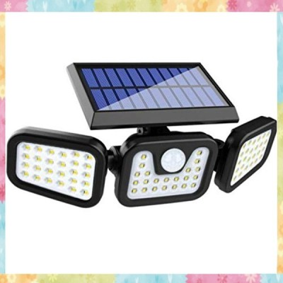 Aonice センサーライト 屋外 ソーラーセンサーライト 人感センサー自動点灯消灯 ソーラー充電 センサーライト 74