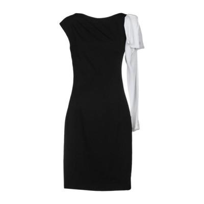 22 MAGGIO by MARIA GRAZIA SEVERI チューブドレス  レディースファッション  ドレス、ブライダル  パーティドレス ブラック