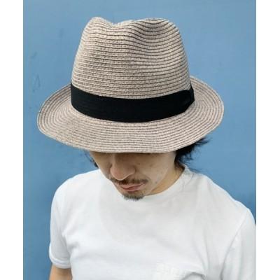 polcadot / 【Ruben】BLADE HAT/ブレード 中折れ・手洗いOK WOMEN 帽子 > ハット