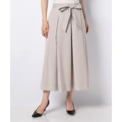 giornea(ジョルネア)【特別提供品】リボンベルト付きスカート
