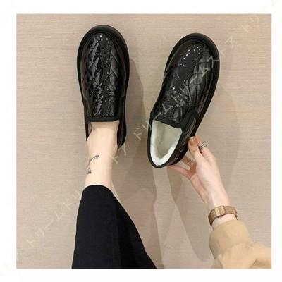 ムートンブーツ レディース スノーブーツ 軽量ブーツ おしゃれ ふわもこ あったかい 秋 冬 防寒 軽 スノーシューズ 靴 レディース靴 ブーツ ムートンブーツ