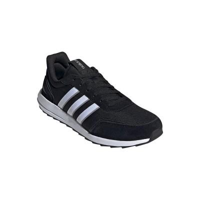 アディダス スニーカー メンズ シューズ adidas Retrorunner Core Black / Footwear White / Dove Grey