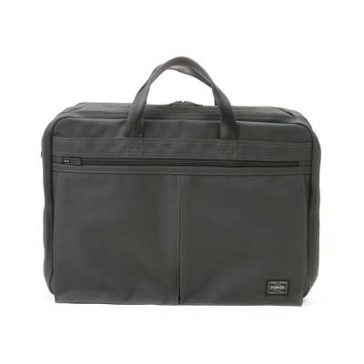 【カバンのセレクション】 吉田カバン ポーター テンション ビジネスバッグ メンズ 2WAY A4 PORTER 627-07307 ユニセックス グレー フリー Bag&Luggage SELECTION