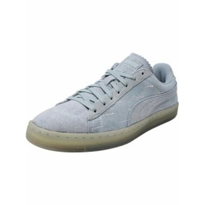 Pink Dolphin ピンクドルフィン スポーツ用品 シューズ Puma Mens V2 Pink Dolphin Ankle-High Suede Fashion Sneaker