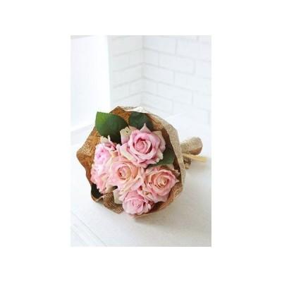 日限定10 COVENT ピンクローズ マツェット TT-26 6個 造花 花材「は行」 バラ