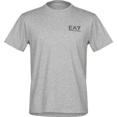 イーエーセブン EA7 メンズ Tシャツ トップス t-shirt Grey