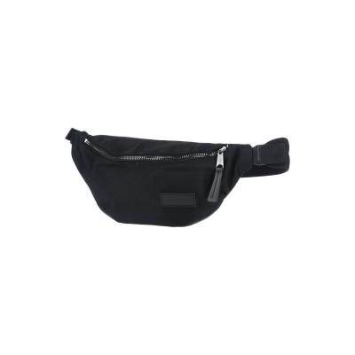 イーストパック EASTPAK バックパック&ヒップバッグ ブラック 紡績繊維 / 柔らかめの牛革 バックパック&ヒップバッグ