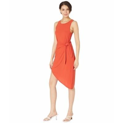 BCBジェネレーション ワンピース トップス レディース Day Sleeveless Knit Dress SB1SX5D04 Burnt Ochre
