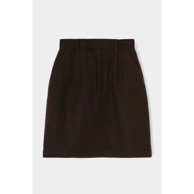 WOOL MINI スカート