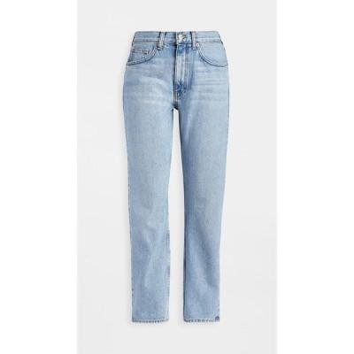 ブロック コレクション Brock Collection レディース ジーンズ・デニム ボトムス・パンツ Straight Jeans Blue