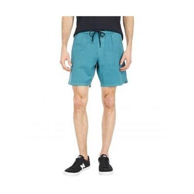 "Volcom ヴォルコム メンズ 男性用 ファッション ショートパンツ 短パン Steppen EW Shorts 17"" - Hydro Blue"