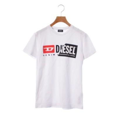 DIESEL ディーゼル Tシャツ・カットソー レディース