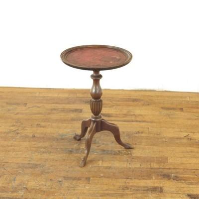 英国 ワインテーブル アンティークフレックス 丸天板 経年による味わいも魅力 人気 ディスプレイ台 イギリス 56434g