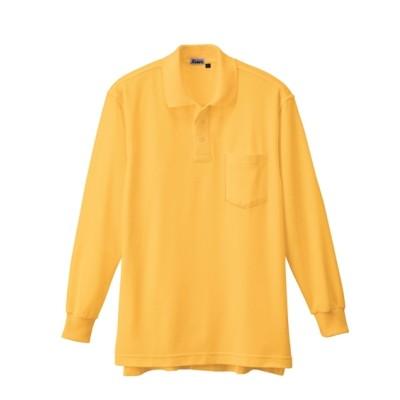 ジーベック 6175 長袖ポロシャツ 作業服
