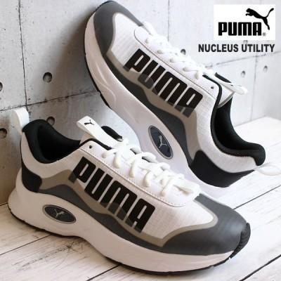 プーマ スニーカー PUMA NUCLEUS UTILITY 371123-01 プーマ ニュークリアス ユーティリティ