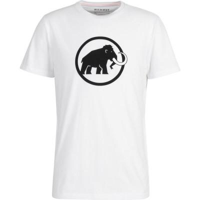 MAMMUT マムート Classic T−Shirt Men 1017−02240 男性 Tシャツ 半袖 アウトドア カジュアル 登山 ハイ