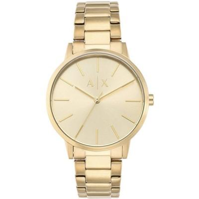 エンポリオ・アルマーニ 腕時計 メンズ Cayde ゴールド AX2707 EMPORIO ARMANI