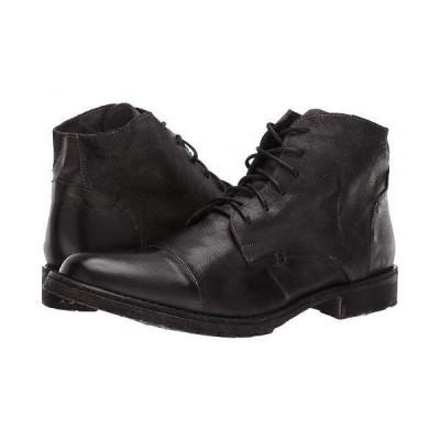 Bed Stu ベッドストゥ メンズ 男性用 シューズ 靴 ブーツ レースアップ Dreck - Black Dip-Dye