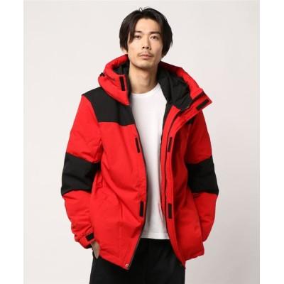 STYLEBLOCK / ストレッチ中綿フードジャケットコート MEN ジャケット/アウター > ダウンジャケット/コート