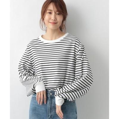 tシャツ Tシャツ オーガニックソデフワT長袖/930734