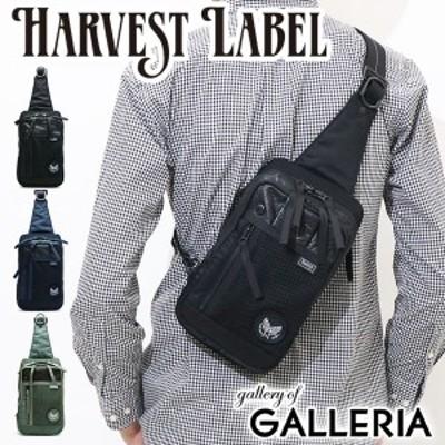 【商品レビューで+5%】ハーヴェストレーベル ボディバッグ HARVEST LABEL CUSTOM カスタム SLINGPACK タテ型 HC-0102