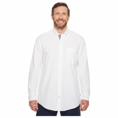 ノーティカ Nautica Big and Tall メンズ シャツ 大きいサイズ トップス Big and Tall The Hitch Long Sleeve Oxford Woven Shirt Bright