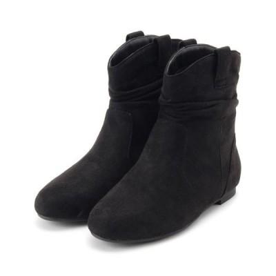 ブーツ らくらく くしゅブーツ