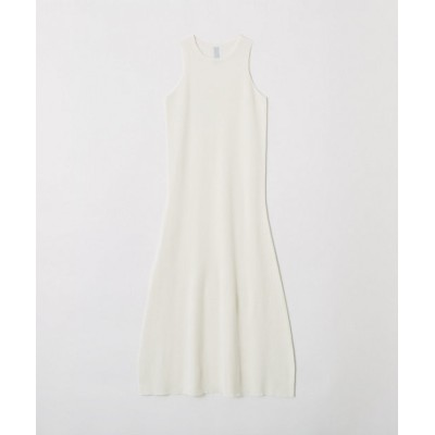 PORTRAIT DRESS WHITE【三越伊勢丹/公式】