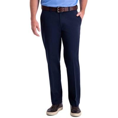 ハガー メンズ カジュアルパンツ ボトムス Haggar Premium Comfort Khaki Classic Fit Pants