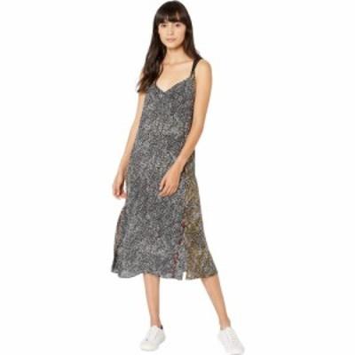 ラグandボーン rag and bone レディース ワンピース スリップドレス ワンピース・ドレス Colette Slip Dress Black Multi Floral