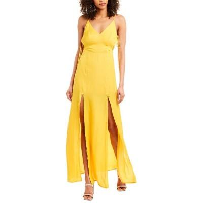 カプレット ワンピース トップス レディース Capulet Gina Maxi Dress goldenrod