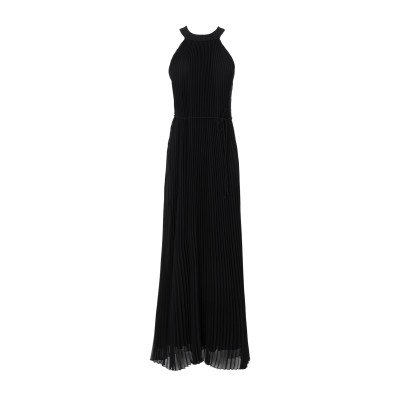 IVY & OAK ロングワンピース&ドレス ブラック 32 ポリエステル 100% ロングワンピース&ドレス
