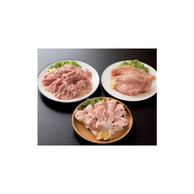 ふるさと納税 AS-03 大山ハーブ鶏詰め合わせ(2kg ) 鳥取県大山町
