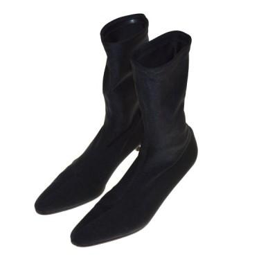 BALENCIAGA ブーツ ブラック サイズ:40 (堀江店) 200928