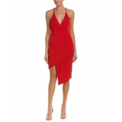 Red  ファッション ドレス Issue New York Mini Dress S Red
