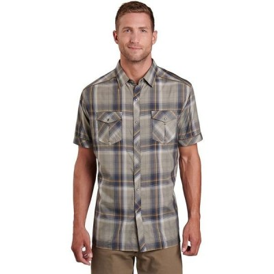 キュール メンズ シャツ トップス Konquer Shirt