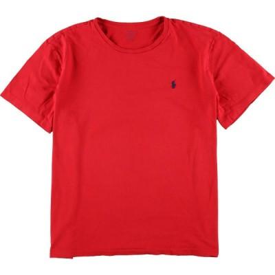 ラルフローレン RワンポイントロゴTシャツ メンズXL /eaa067901