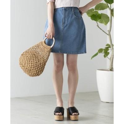 スカート デニム WEGO/【XS〜Lサイズ】デイリータイトデニムミニスカート
