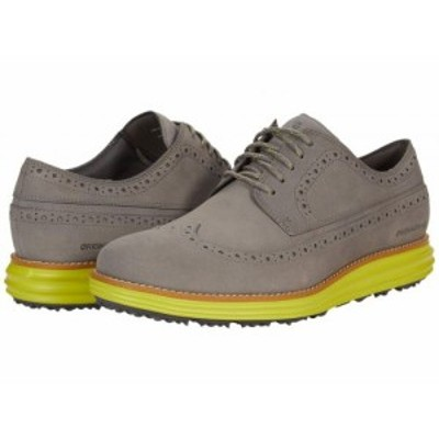 Cole Haan コールハーン メンズ 男性用 シューズ 靴 スニーカー 運動靴 Original Grand Golf Waterproof Ironstone/Sulfur【送料無料】