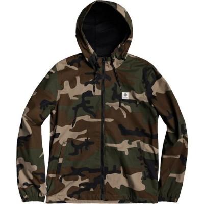 エレメント Element メンズ ジャケット アウター alder jacket Camo