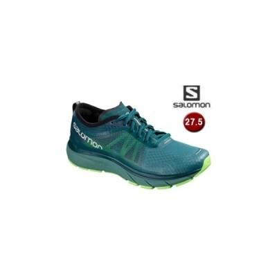SALOMON/サロモン  【在庫限り】SONIC RA MAX ランニングシューズ メンズ 【27.5cm】(Hydro/ReflectingPond/GreenGecko)