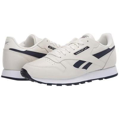 リーボック Classic Leather MU メンズ スニーカー 靴 シューズ Chalk/Collegiate Navy/White