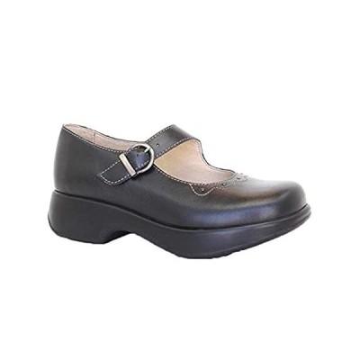 Dromedaris Women's Selma Shoe, Black, EU 39M